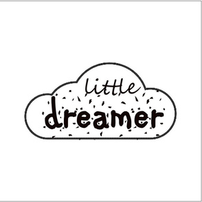 Pillow - Little Dreamer Cloud