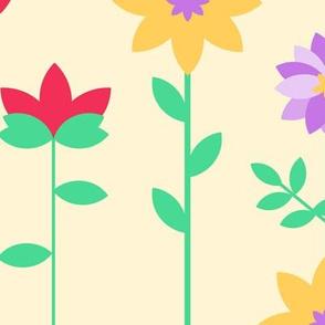 Stylized Flora - Large