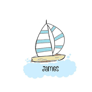 sailing -  Sky LG personalized