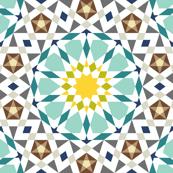 trendy polygon stars 2