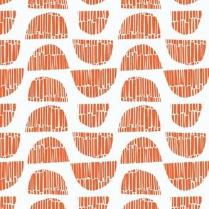 bowls orange