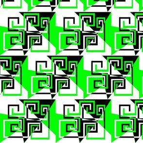 6 - Geometric - Whimsical_Mazes_-_Green