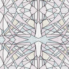 Geometrical Lines Dots