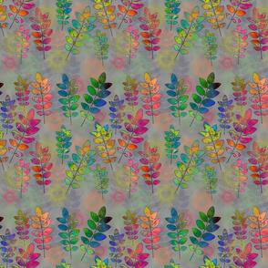 Rainbow Leaves Petite