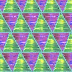 Danita's Watercolor Geometrics