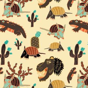 Sandy Animals Design