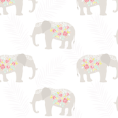 Fancy elephants