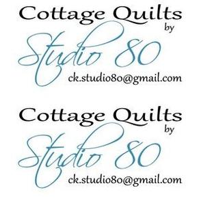 Cottage Quilt Label
