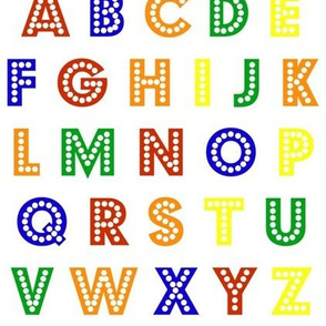Primary Alphabet