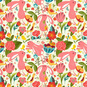 Spring_rabbits_milk_seamless_pattern
