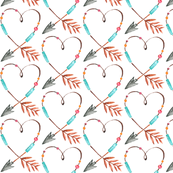 Hearts in flight