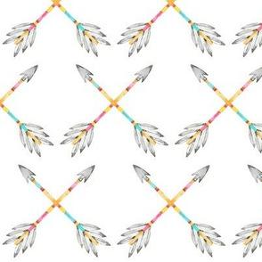 Criss Cross Arrows