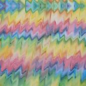 Rainbow Waves