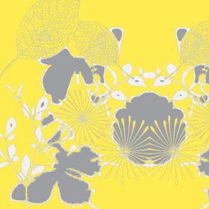 Yellow/Gray Study