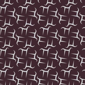 SFDesignaDay12-Typogrphy- Purple Pi