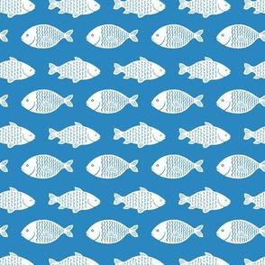 MARITIME So Many White Fishes