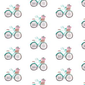 Vintage Bike Pattern