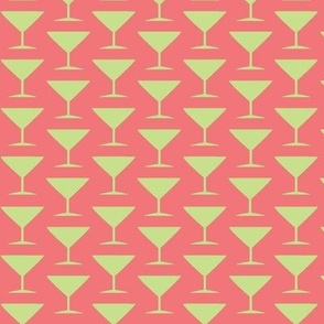 Martini Glass Stripe