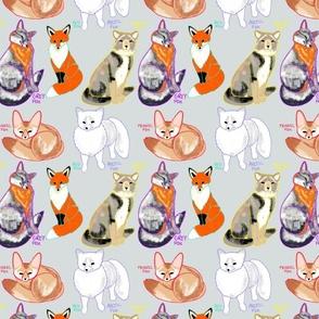 Fox Species