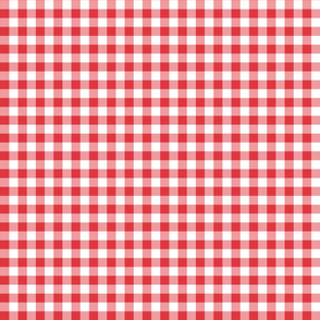 Mini Gingham Cherry