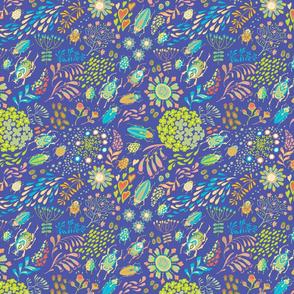 Spring Inspiration Blue