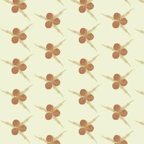 BURLAP FLOWERS