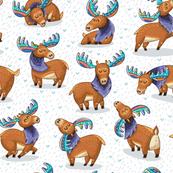 Rainbow Moose