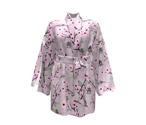 Japanese Spring (Pink)