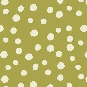 Rebel Polka Deep Olive
