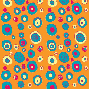 Dottie-orange