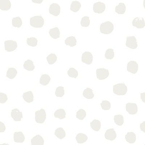 dots painted dots pastel  nursery baby neutral
