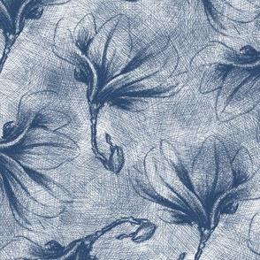 Hatched Magnolias - Matisse F