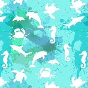 under_the_sea_watercolor