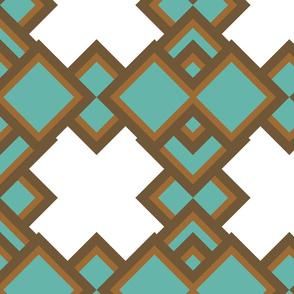 Aztec Art Nouveau