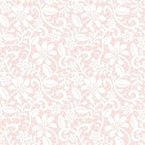 lace-chamomiles-on-pink-background