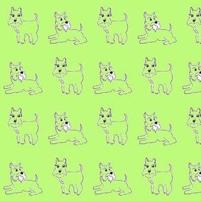 twin_green_schnauzers