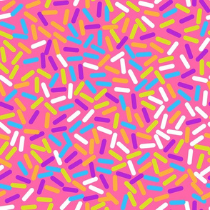 Pink Doughnut Glaze