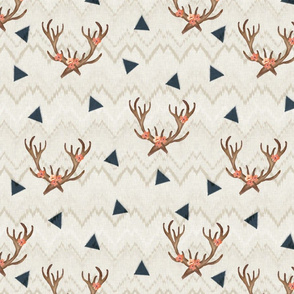 Scattered Antlers