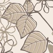 Floral Leaves