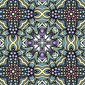 pointy pointillism