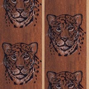 Teak Jaguar