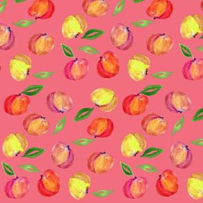 {Peach Party}