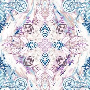 Wonderland in winter - large print