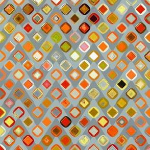 Samba Dots - poppy