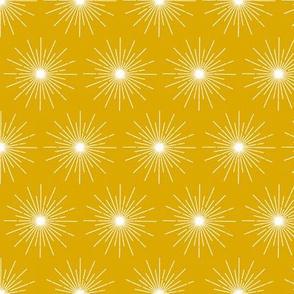 Pulsar (Gold Marilyn)