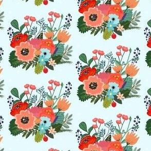 Happy Bright Florals