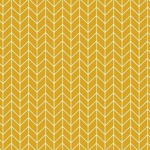 chevron gold mustard stripe stripes