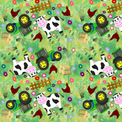5_inch_farmyard_cow