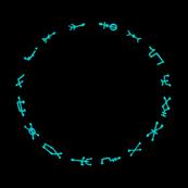 Gravity Falls Universe Portal Symbols