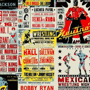 Wrestlers night #1